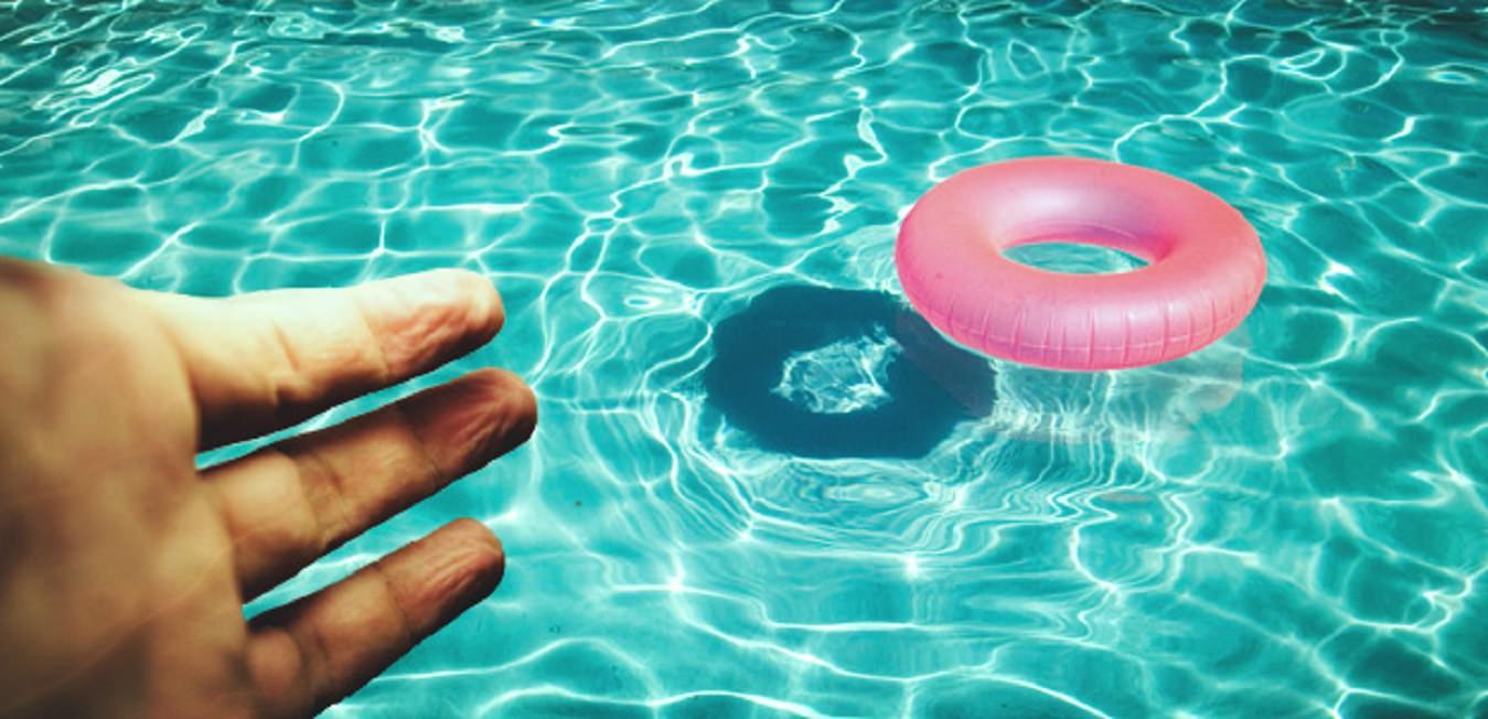 Resultado de imagen para dedos arrugados por agua